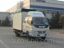Foton BJ5041V8DEA-4 soft top box van truck