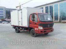 Foton BJ5041V9BD4-FB box van truck