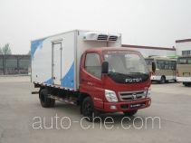 福田牌BJ5041XLC-F1型冷藏车
