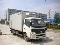 福田牌BJ5041XLC-FB型冷藏车