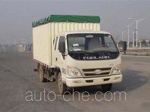 Foton BJ5042CPY-X2 soft top box van truck