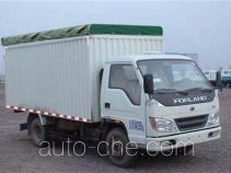 Foton BJ5042V9BB5-C soft top box van truck