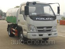 Foton BJ5042XTY-G1 sealed garbage container truck