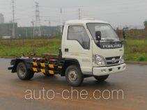 Foton BJ5042ZXXE5-H1 detachable body garbage truck