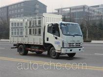 福田牌BJ5043CCY-J7型仓栅式运输车
