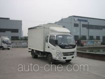 Foton Ollin BJ5043V7CE6-B2 soft top box van truck