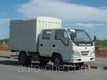 Foton BJ5043V7DEA-SB1 soft top box van truck