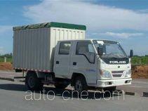 Foton BJ5043V7DEA-SB1 soft top box van truck