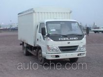Foton BJ5043V8BEA-13 soft top box van truck