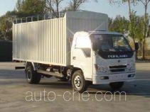 Foton Forland BJ5063VCBFA-MH2 soft top box van truck