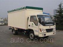Foton BJ5043V8BEA-S4 soft top box van truck
