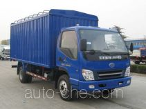 Foton BJ5043V8BFA-S3 soft top box van truck