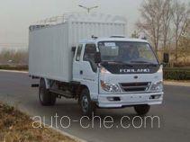 Foton Forland BJ5063VCCFA-MH2 soft top box van truck