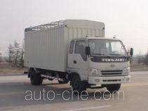 Foton Forland BJ5043V8CEA-W2 soft top box van truck