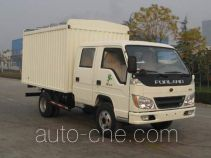 Foton BJ5043V8DEA-S4 soft top box van truck