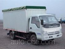 Foton BJ5043V9BEA-F soft top box van truck