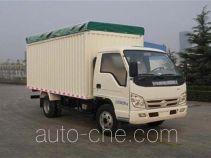 Foton BJ5043V9BEA-H soft top box van truck
