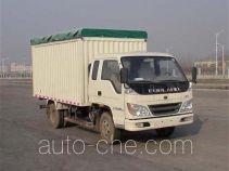 Foton BJ5043V9CDA-C soft top box van truck