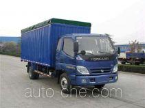 Foton BJ5043V9CEA-C soft top box van truck