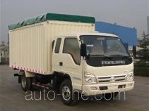 Foton BJ5043V9CEA-H soft top box van truck