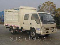 福田牌BJ5043V9DEA-E型仓栅式运输车