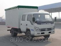 Foton BJ5043V9DEA-F soft top box van truck