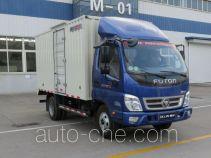 Foton BJ5043XXY-FG box van truck