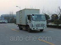 Foton BJ5043XXY-H1 box van truck