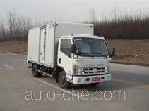 Foton BJ5043XXY-L4 box van truck