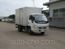 Foton BJ5076XXY-AE box van truck