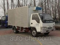 Foton Forland BJ5043Z7BE6-1 refrigerated truck