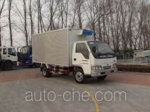 Foton Forland BJ5043Z7BE6 refrigerated truck