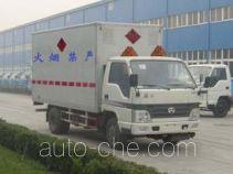 BAIC BAW BJ5044XWY51 грузовой автомобиль для перевозки взрывчатых веществ