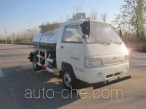 Foton BJ5045GXW-3 sewage suction truck