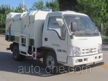 福田牌BJ5045ZZZ-2型自装卸式垃圾车