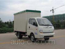 Foton BJ5046CPY-A2 soft top box van truck