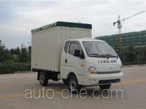 Foton BJ5046CPY-H2 soft top box van truck