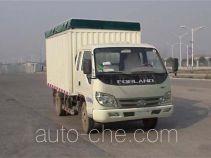Foton BJ5046CPY-X2 soft top box van truck