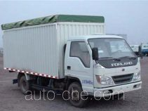 Foton BJ5046V9BD5-S2 soft top box van truck