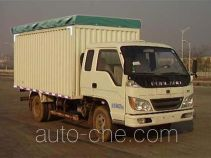 Foton BJ5046V9CB5-B soft top box van truck