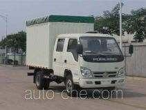 Foton BJ5046V9DB4-C soft top box van truck