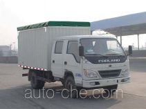 Foton BJ5046V9DD5-S2 soft top box van truck