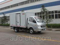 Foton BJ5046XXY-K4 box van truck