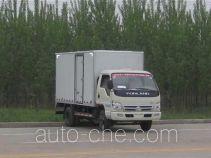 Foton BJ5046XXY-X1 box van truck