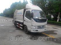 Foton BJ5046ZYS-X1 garbage compactor truck