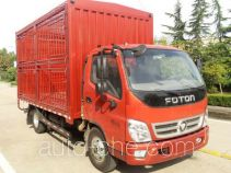 Foton BJ5049CCQ-FA грузовой автомобиль для перевозки скота (скотовоз)