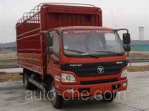 福田牌BJ5049CCY-A4型仓栅式运输车