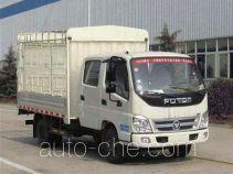 福田牌BJ5049CCY-AD型仓栅式运输车