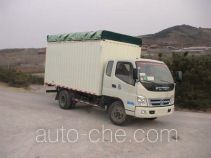 Foton BJ5049CPY-AC soft top box van truck