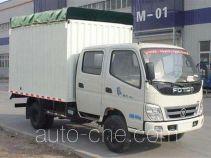 Foton BJ5049CPY-AD soft top box van truck